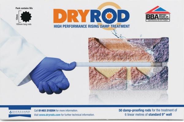 Dryrod ár